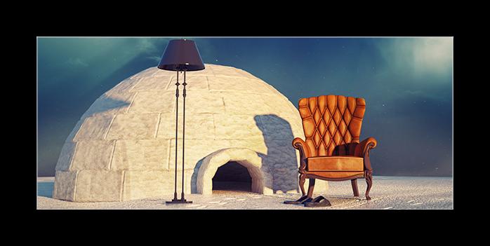 hotel-iglú