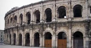 Arenes-Anfiteatro-Romano-Nimes