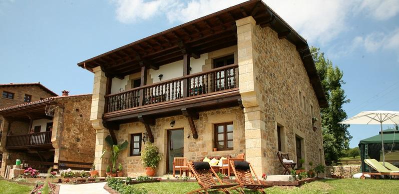 Casas rurales con encanto en la provincia de soria cine - Casa rural en pirineo catalan ...