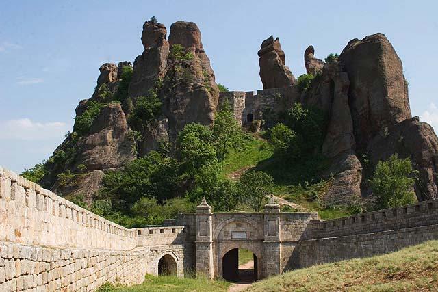 Fortaleza de Belogradchick