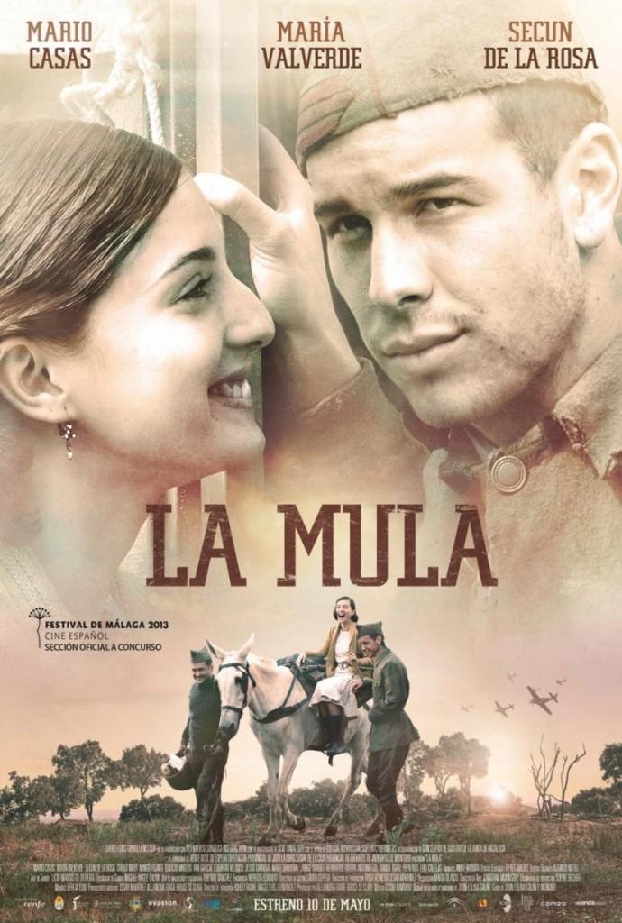cartel de La Mula