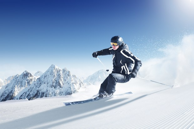 ski nieve