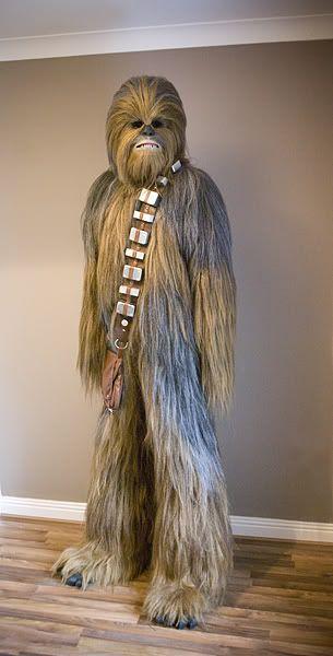 Disfraz-de-Chewbacca